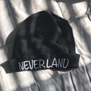 Neverland Black Beanie